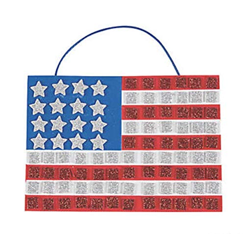 Mosaic Flag Craft Kits Amazon