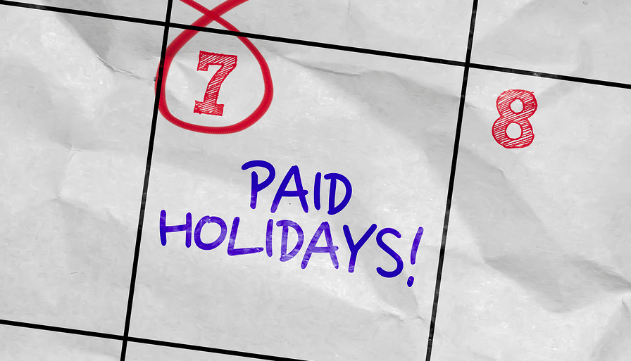 What Are Paid Holidays in the US