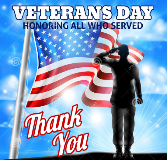 Veterans Day – USA Flag