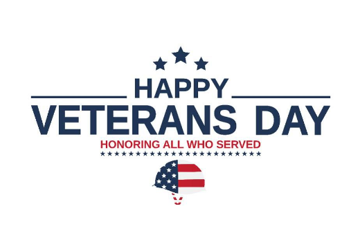 Veterans-Day 2019 Free Meals