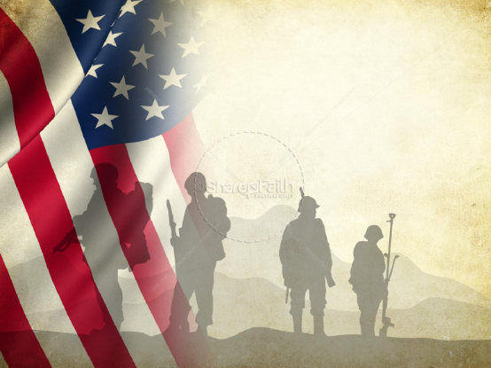Veterans Day Background Wallpaper