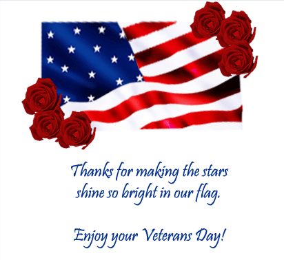 Veterans Day Cards 2018