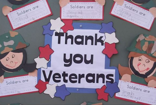 Veterans Day Craft Ideas 2020