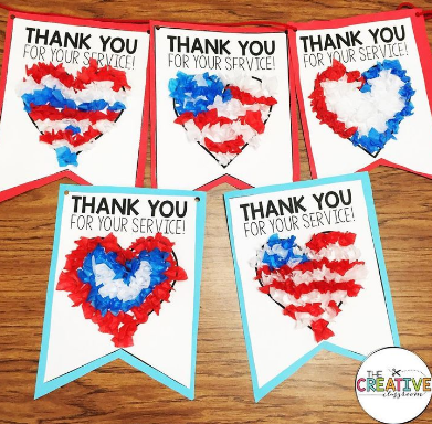 Veterans Day Craft Ideas for Adults