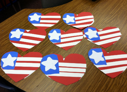 Veterans Day Crafts Pinterest