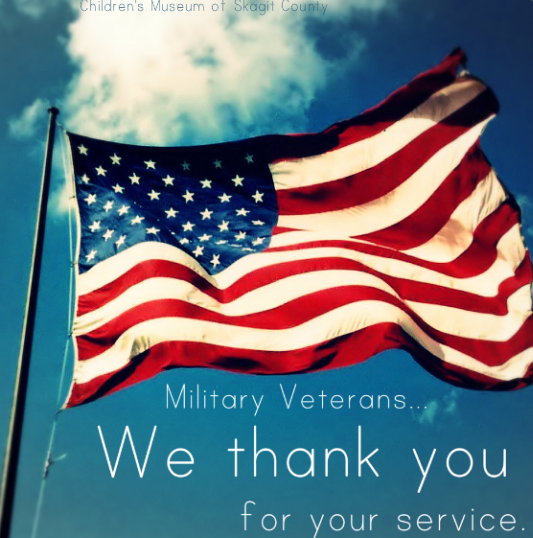 Veterans Day Flag Images