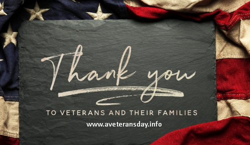 A Thank You to the Veteran and a Prayer for the Military Spouse