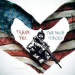 Veterans Day 2021 Thank You for serving our country
