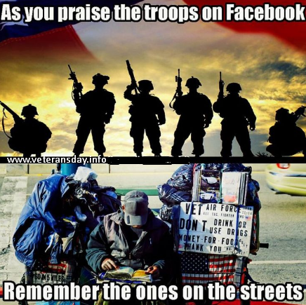 Veterans Day Memes for Facebook
