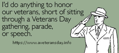 Veterans Day jokes 2020