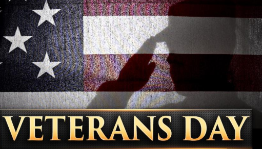 Is there School On Veterans day 2019