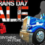 Discount Tire Veterans Day Sale