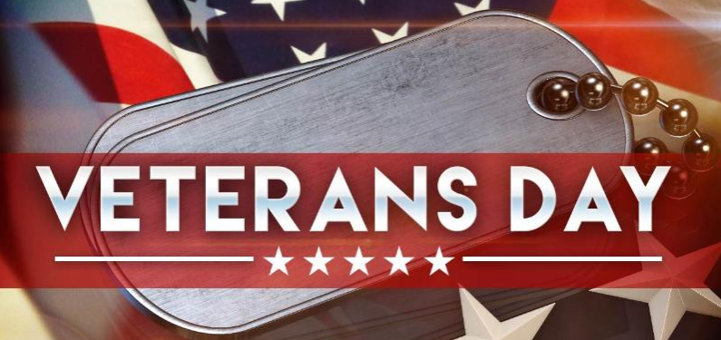 Veterans Day Weekend 2019