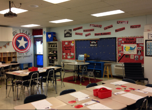 Veterans Day Decorations For School