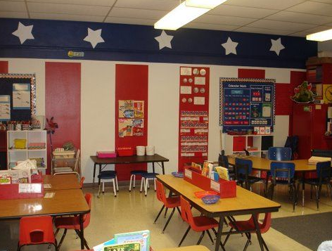 Veterans Day Decorations For School Ideas