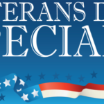 Veterans Day specials 2019