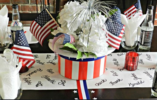 table Decorations Ideas for School & Work Office