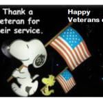 11 Best snoopy veterans day salute