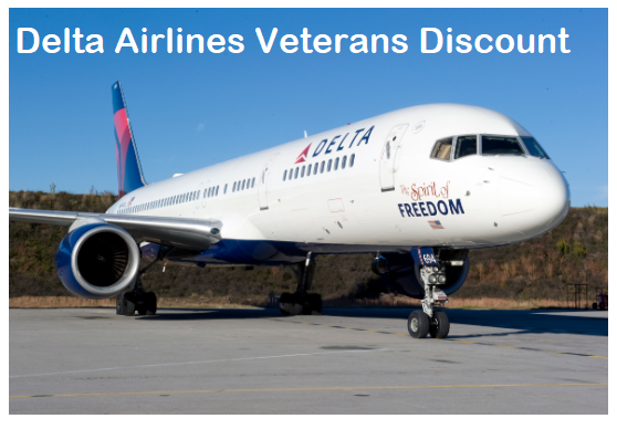Delta Airlines Veterans Discount 2020