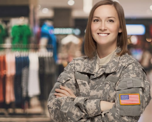 veterans Discounts On Shopping