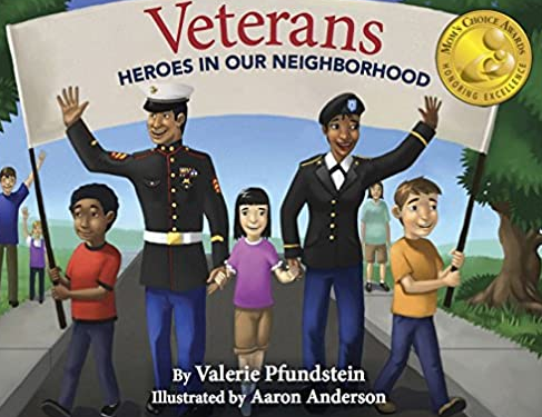Veterans Day Book 2020 – Printable Book for Kindergarten