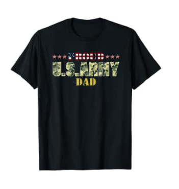 Shop Veteran Daddy Proud T-Shirts online