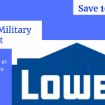 How to Get Lowe's Military Discount 2021